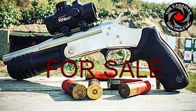 rossi 12 gauge shotgun pistol