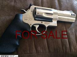 smith and wesson 500 snub nose
